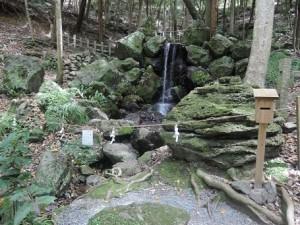 出雲大神宮 みかげの滝