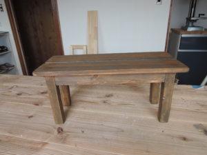 木工作品 架台