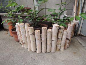 木工作品 白樺