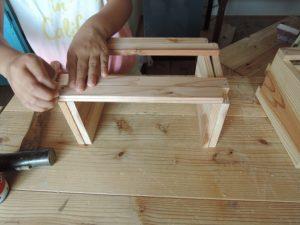 子ども木工