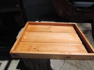 木工 トレー