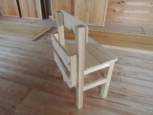 木工作品 椅子 いす