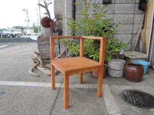 木工作品 イス