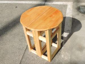 木工 椅子 手作り