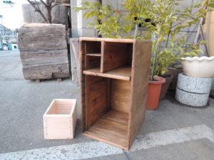 木工作品 収納