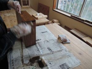 木工 塗装