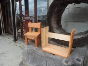 木工 ブックエンド