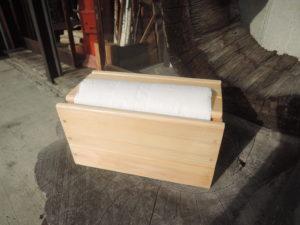 木工 ペーパーホルダー