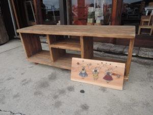 木工 テレビボード