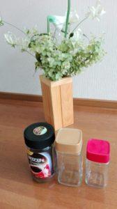 木工 花筒